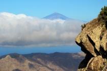 Floating Teide