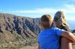 Erste Einblicke ins Valle Gran Rey