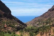 Valle Gran Rey am Ende