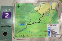 Guter Tip im Nebel: Karte abknipsen