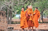 Monks on Tour
