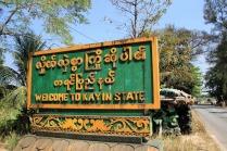 Staatsgrenze Kayin