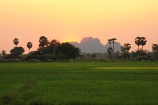 Abends in Hpa-An