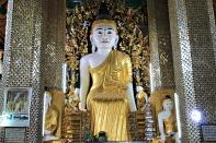 Einzigartig? Der sitzende Buddha