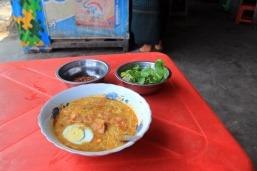 Erste Suppe in Dawei