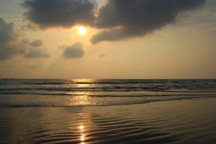 Maungmagan Sunset