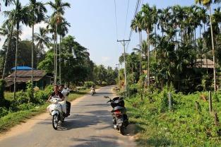 Der Weg nach Kan Pa Ni