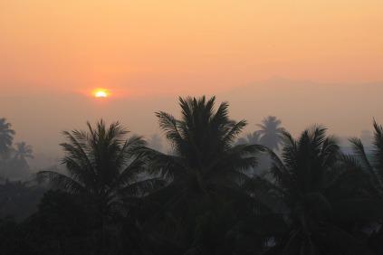 Shwe Moung Than Sunset