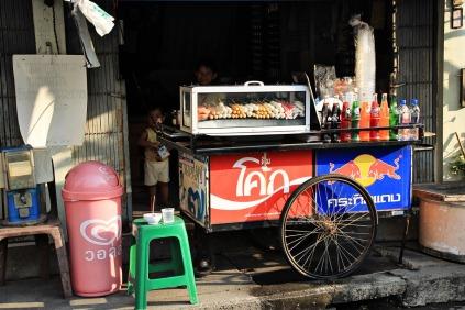 """""""Bude"""" in der Thai-Version"""