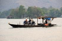 Fähre über den Mae Klong
