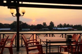 Kanchanaburi Sunset
