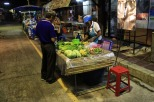 Lokaler Nachtmarkt