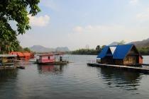 Zwischenrast am River Kwai
