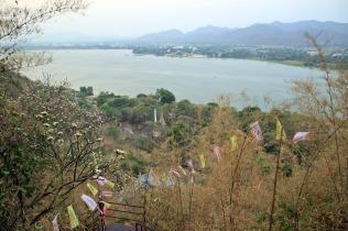 Blick auf den Mae Klong