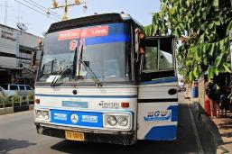 Dank Mr. PY sitzen wir mal wieder im passenden Bus