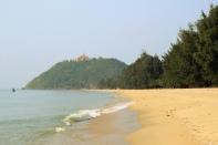 Strand mit Watsicht