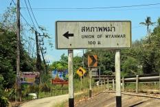 Myanmar ist nah