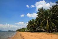 Angkul Beach