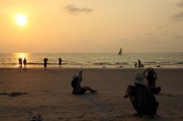 Inoffizieller Klong Chao Sunset Selfie Contest