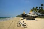 Twin Pagodas Ngwe Saung