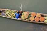 Am Jetty hinter der Yin Myaw Pagode