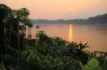 Überm Mekong ist noch alles friedlich