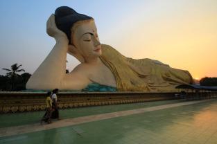 Gute Nacht Buddha!