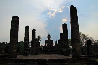 Feierabend in Sukhothai
