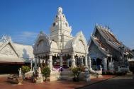 Letzter Wat des Tages: Wat Ming Muang