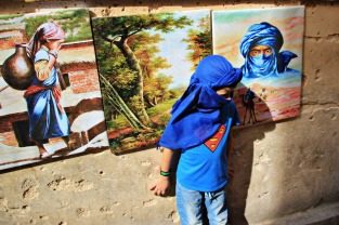 Tuareg Nachwuchs