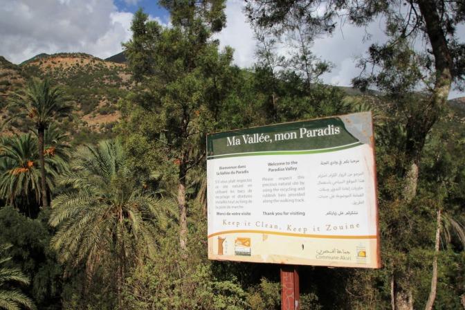 Ma Vallée, mon Paradis – Picknick im Hippietal