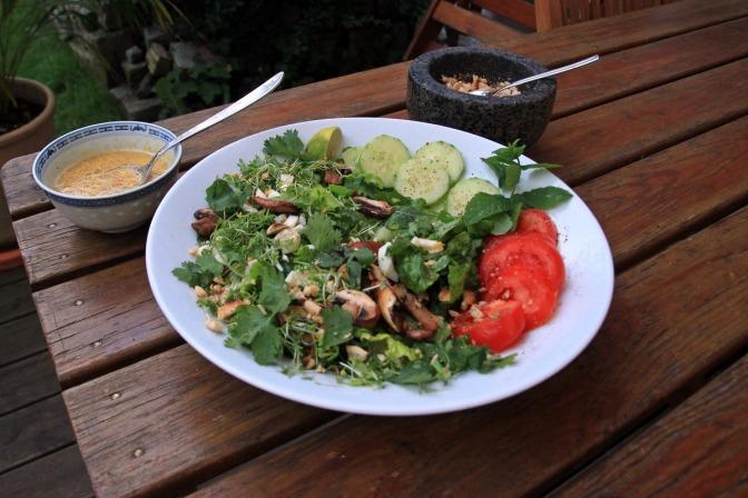 Luang Prabang  – der Asia-Salat für Einsteiger