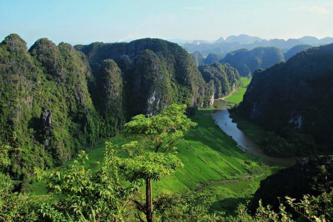 Ninh Binh Episode 1 – manche mögen's trocken
