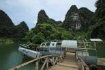 """Skull Island """"Taxiboat"""""""