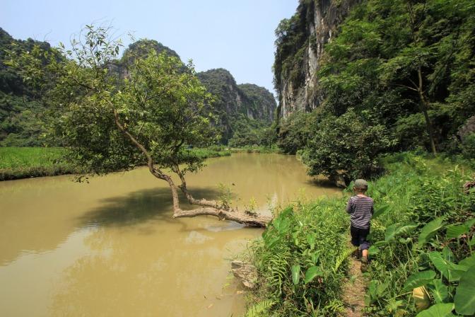 Ninh Binh Episode 2 – zwischen Himmel & Höhle