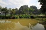 Am Sông Sào Khê Fluss ist die Welt noch in Ordnung