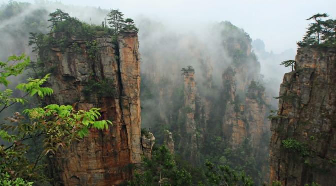 Die Na'vi kennen den Weg – Aufbruch nach Zhangjiajie