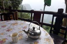 (Regen) abwarten und Tee trinken