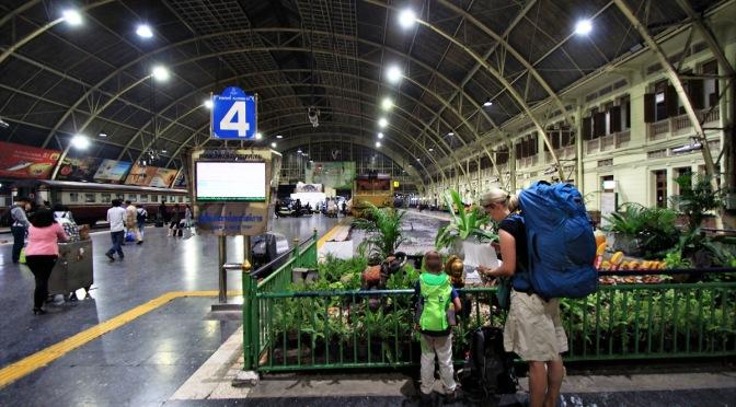 Grenzerfahrungen #6 – Von Südlaos nach Bangkok