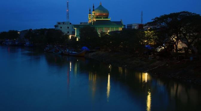 Eine Nacht in Banda Aceh