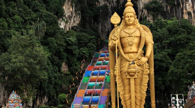 Kuala Lumpur – Stopover bei Lord Murugan
