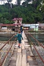 An Brücken mangelt es nicht