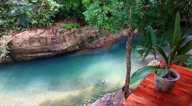 Bukit Lawang und die Lagune am Landak