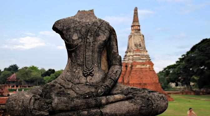 De Zoch kütt – mit der Bahn über Ayutthaya nach Chiang Mai