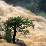 Reichlich Wassermassen